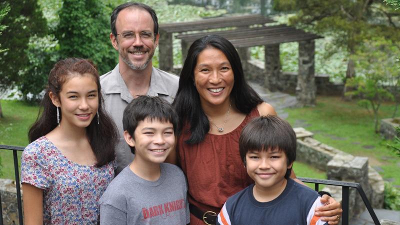 Parajon Family 2012