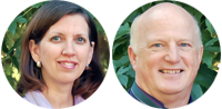 Kathy & Tim Rice