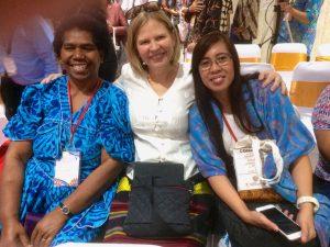 Joyful diversity of God's family at the APBF meetings
