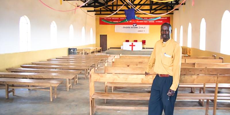 Burundi - Pedals for Pastors