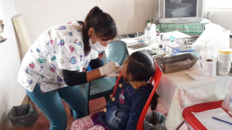 Bolivia - White Cross - Medical and Dental Supplies for the House of Hope