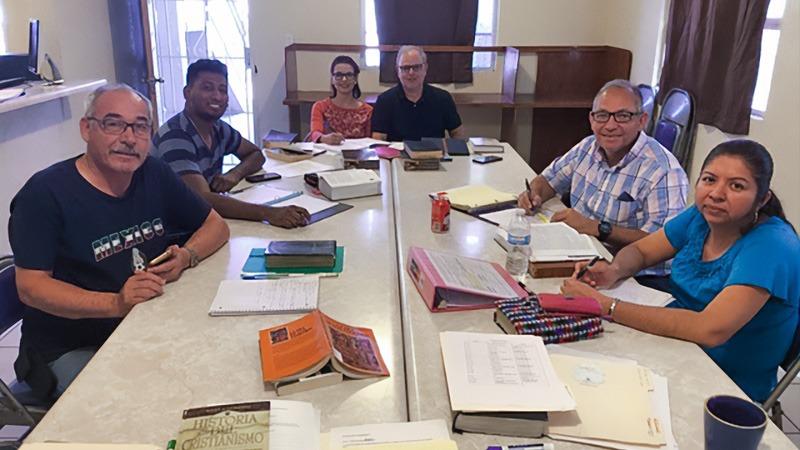 Mexico - Mexicali Seminary/Theological Education