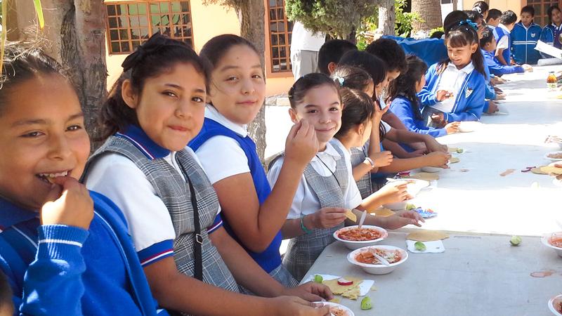 Mexico - Hot Meals for Children in Tijuana
