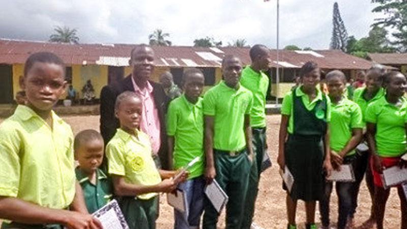 Liberia - Education for Ebola-Affected Orphans