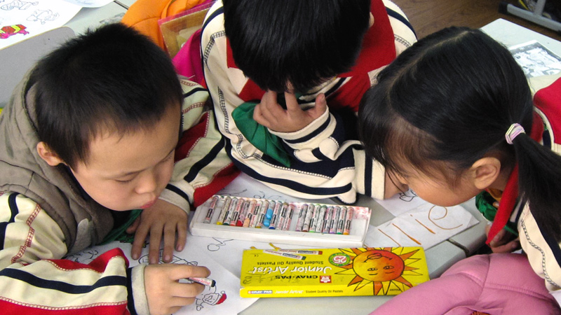 China - Education for Orphans