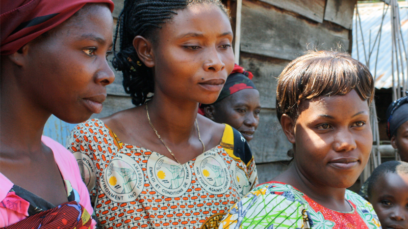 Congo - Equipping Pastors' Wives
