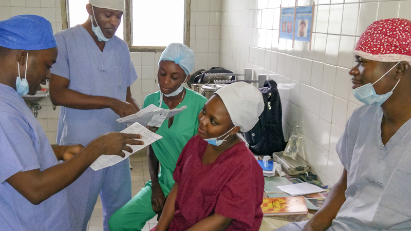 Congo - Medical Residency Program