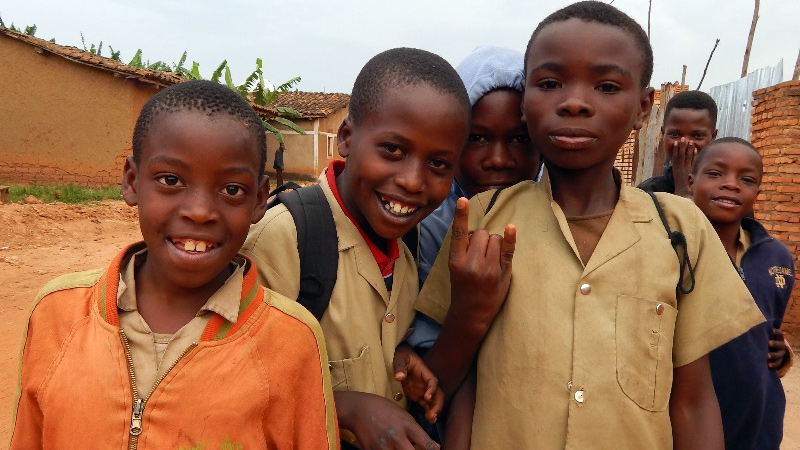 Congo - Summer Bible Camps