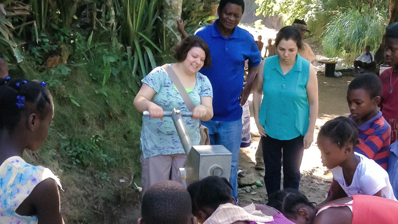 Haiti - Clean Water Project
