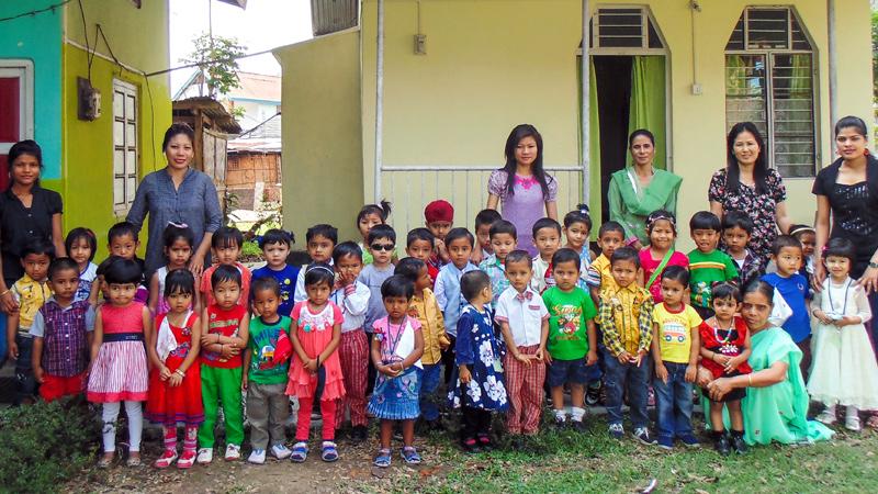 India - ETC Nursery School