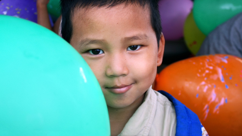 Thailand - Scholarships for the House of Blessing