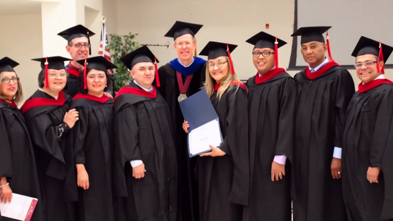 Graduates of The Masters of Theological Studies Program