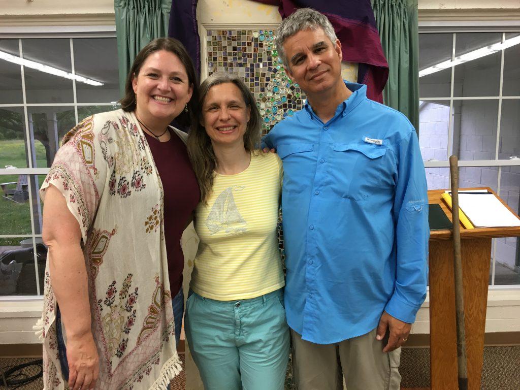 Kristy Engel, Anita & Rick Gutierrez