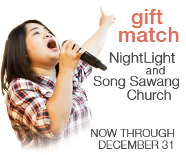 NightLight & Song Sawang Church - Gift Match