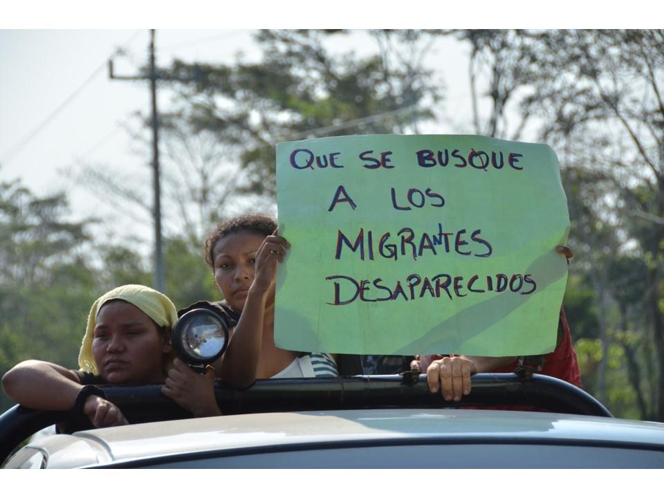 Migrantes Desaparecidos