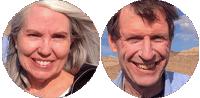 Jeanine & Walt White