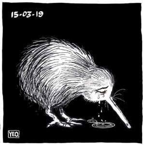 Crying kiwi
