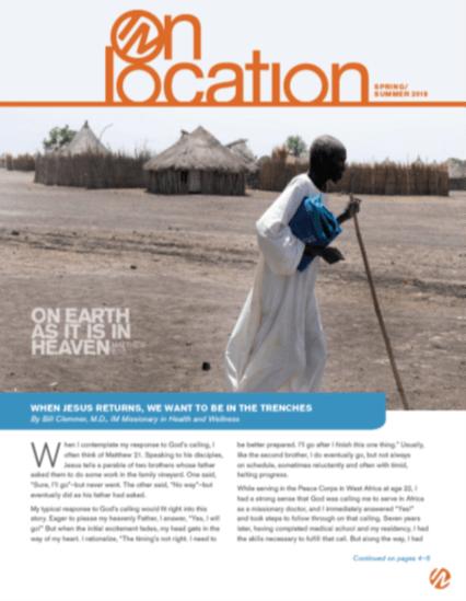 OnLocation Spring-Summer 2019