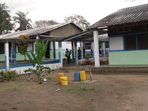 Kikongo Hospital