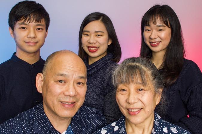 Hwang Family 2019