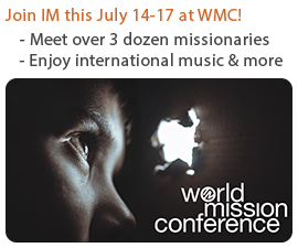 World Mission Conference Ad