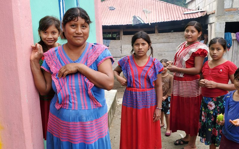 Mexico girls