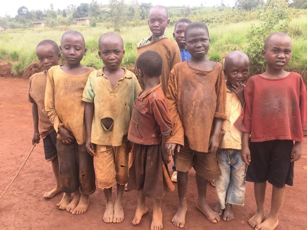 White Cross Burundi - Education