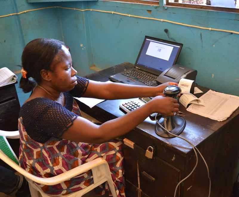 Congo - BHIMA Hospital Information Management