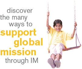 Discover the many ways to support global mission through International Ministries