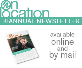 On Location, International Ministries biannual newsletter: available online and by mail