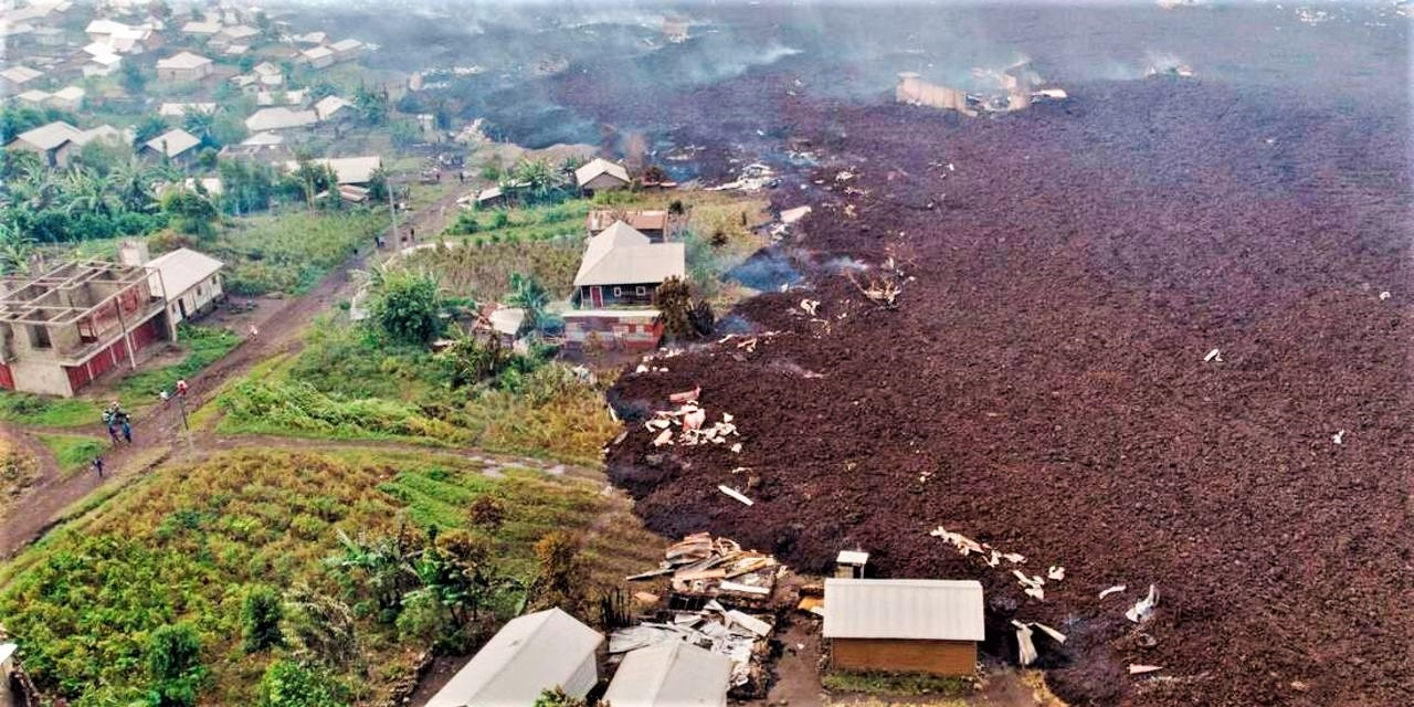 Pray for the people of Goma: IM global servants safe after devastating volcanic eruption in Democratic Republic of the Congo