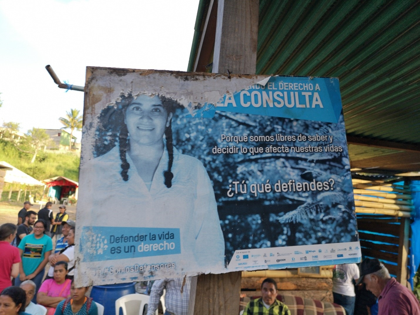 The Peaceful Resistance against the El Escobal