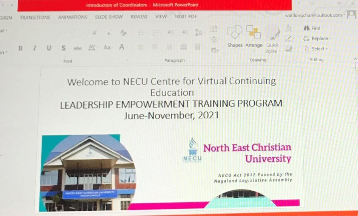 Kick off Leadership Empowerment Training Program in Asia